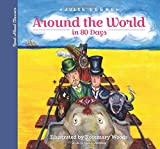 img - for Read-Aloud Classics: Around the World in 80 Days (Modern Retelling) book / textbook / text book