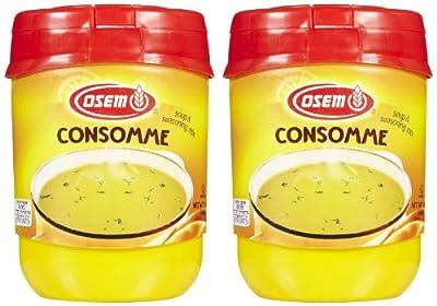 OSEM Consomme Soup, 14.1 oz, 2 pk