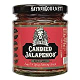 Haynes Candied Jalapenos RED - Made in Britain