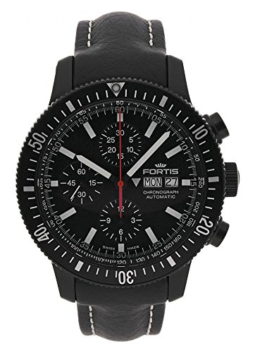 Fortis Monolith Chronograph Automatic Mens Watch 638.18.31 L01