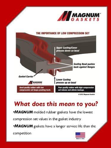 Magnum MS18034 MaxDry SS Intake Manifold Gasket Set