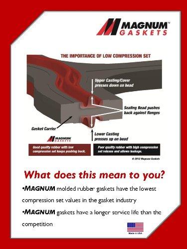 Magnum OS21043 MaxDry SS Oil Pan Gasket Set