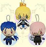 Fate/Grand Order Design produced by Sanrio plush toys 4 Maschsee-Kyrie light car