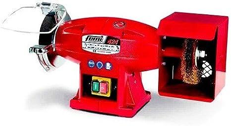 Femi FM-424 - Esmeriladora Combinada Diam. 150 mm - MF - 370 W ...