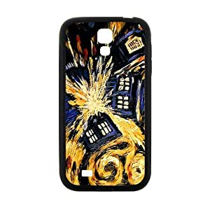 Magical oil painting house Cell Phone Case for Samsung Galaxy S4 in GUO Shop
