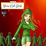 Teen Girl Book: Diary of a Green Monster Girl | Jeff Child