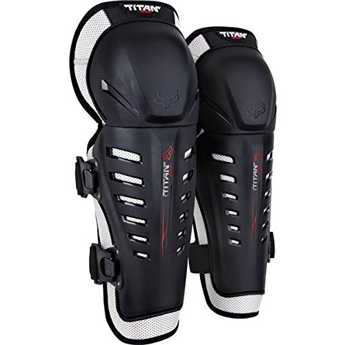 Fox Knee Shin Guards - Fox Racing Titan Race Knee/Shin Guards