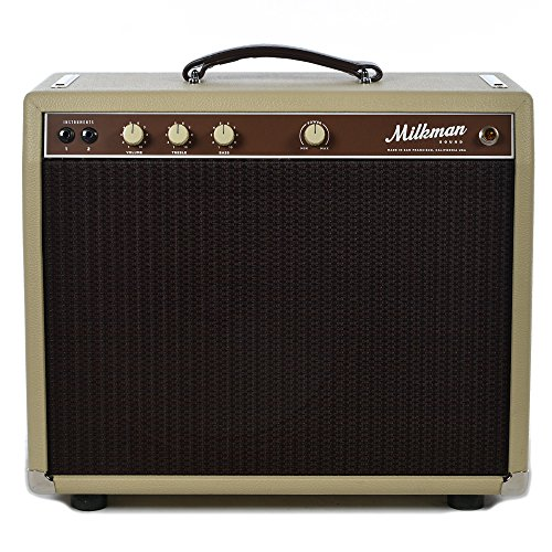 Milkman One Watt Plus 10W 1x12 Combo w/Celestion Alnico Blue Speaker
