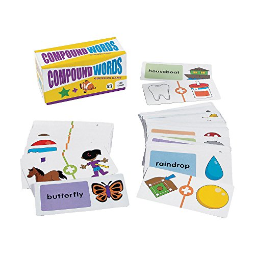 Fun Express - Compound Word Guessing Game -