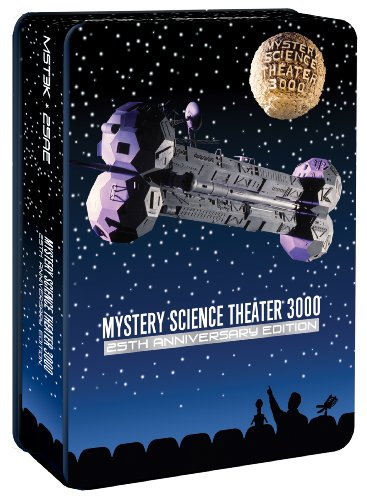 Mystery Science Theater 3000: 25th Anniversary Edition [Limited-Edition Collector's Tin] Anniversary Collectors Set