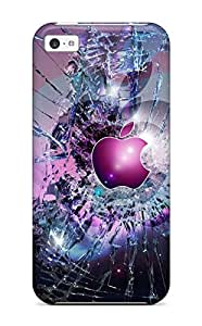 New Arrival Nice Mac Design For Iphone 5c Case Cover