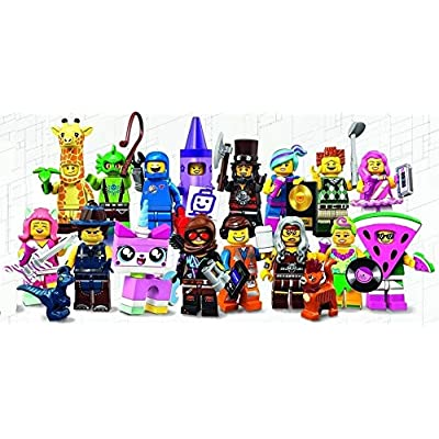 LEGO The Movie Series 2 Collectible Minifigure Series - Set of 16 (71023): Toys & Games