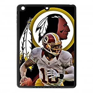 Ipad Air Covers Hard Back Protective-Cute NFL Washington Redskins Football Sports Case Perfect as Christmas gift(3)