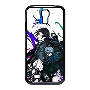 Samsung Galaxy S4 9500 Cell Phone Case Black Black Butler HKB Phone Case Plastic Customized