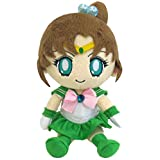 Bandai Sailor Moon Mini Plush Cushion 7-Inch Jupiter