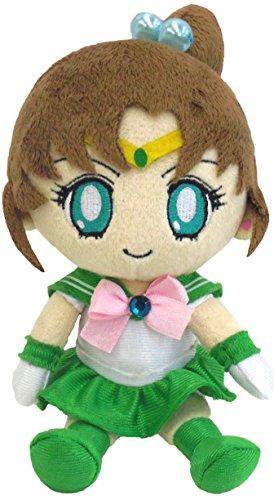 Bandai Sailor Moon Series 2 Jupiter Plush Doll, 7