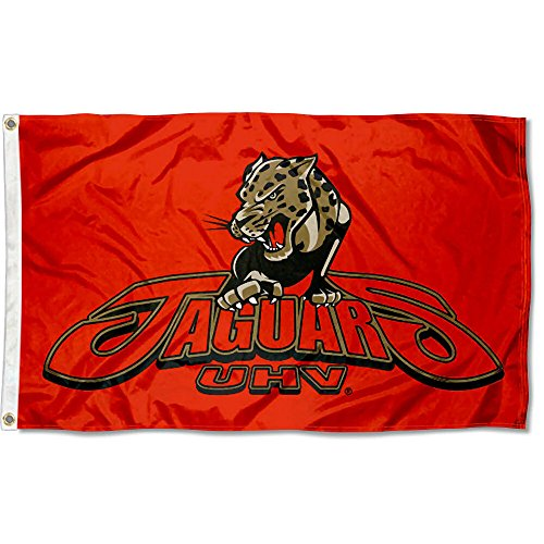College Flags and Banners Co. Houston Victoria Jaguars Flag