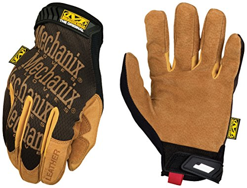 Mechanix Leather Glove - 4