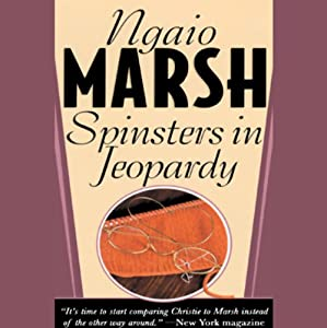 Spinsters in Jeopardy Audiobook
