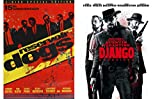 Quentin Tarantino 2-Pack Reservoir Dogs & Django Unchained 2-DVD Action 2-Movie Bundle