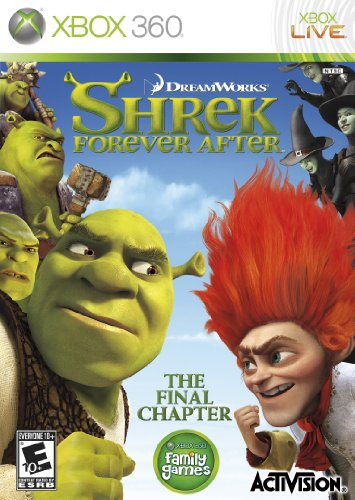 Shrek Forever After - Xbox 360