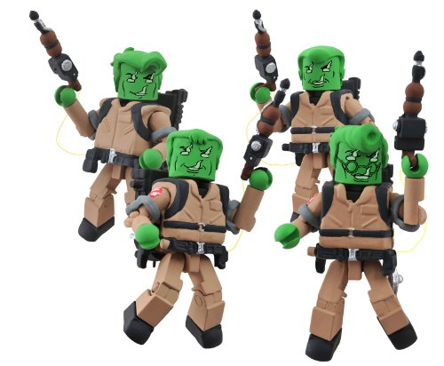 Diamond Select Toys The Real Ghostbusters: Minimates Series