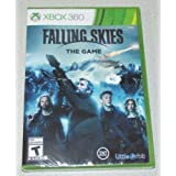 Falling Skies: The Game for Xbox 360 Brand New! Factory Sealed!