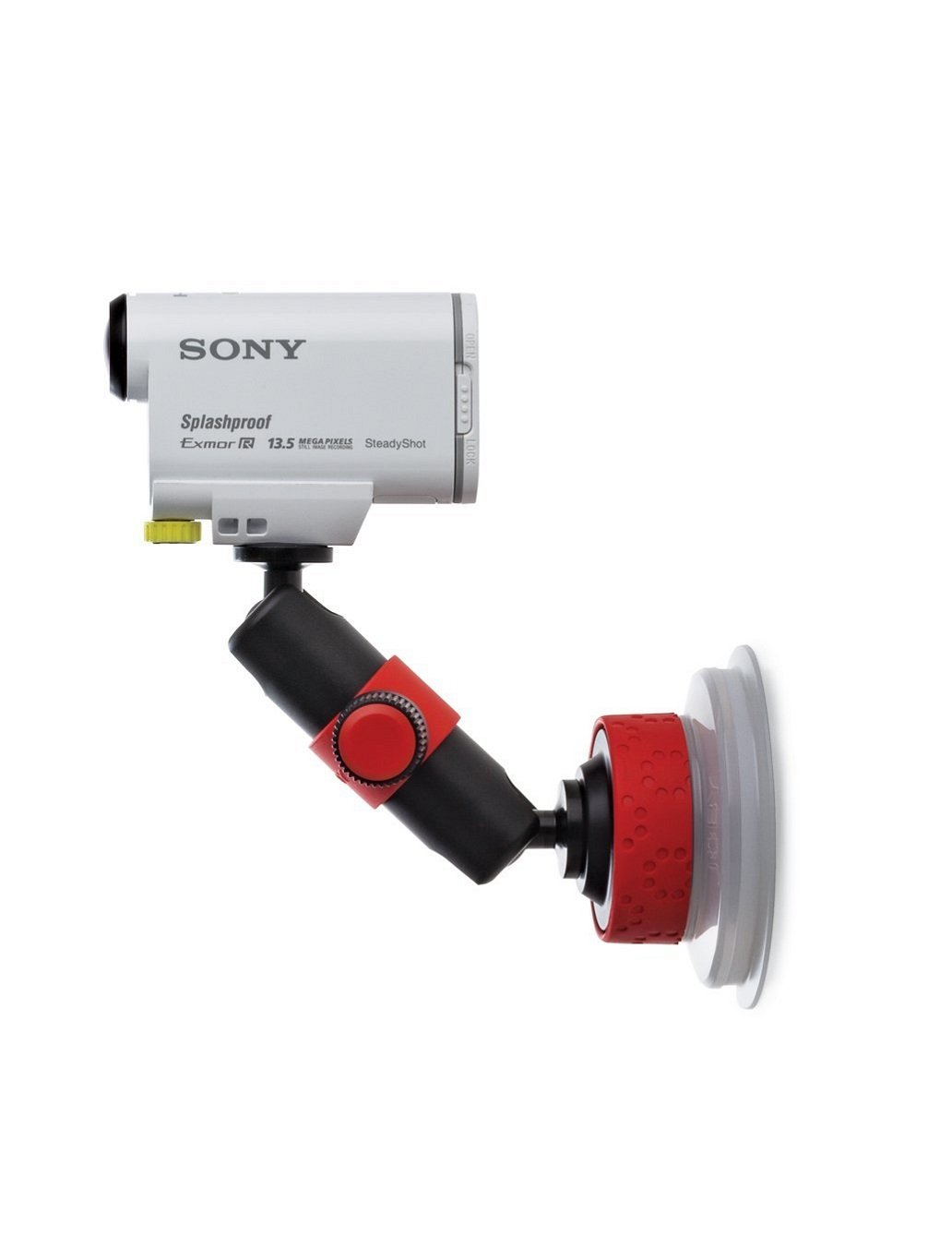 GoPro Brazo Flexible y Ventosa para C/ámara JB01329-BWW 360 y Otras C/ámaras de Acci/ón JOBY GorillaPod