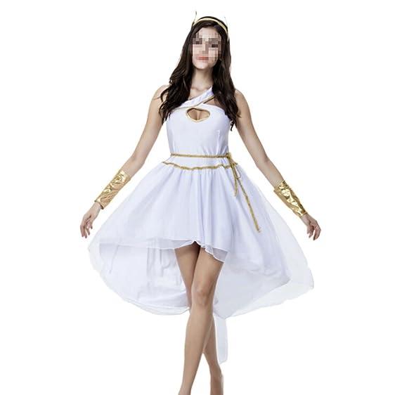 Greek God Halloween Costume | Amazon Com Women S Halloween Costume Greek Goddess Costume Clothing