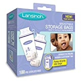 HEALTH_PERSONAL_CARE  Amazon, модель Lansinoh Breastmilk Storage Bags, 100 Count convenient milk storage bags for breastfeeding, артикул B006XISCNA