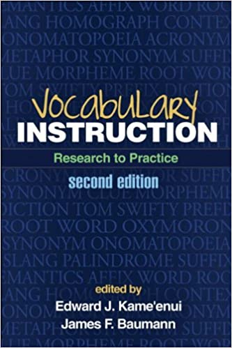 Amazon Vocabulary Instruction Second Edition Research To