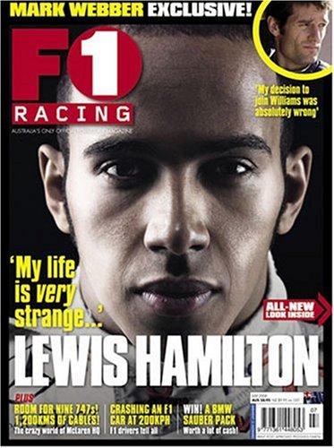 F1 Racing - Australia