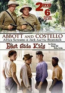 ABBOTT AND COSTELLO/EAST SIDE KIDS V3