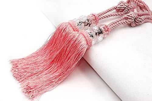 Beaded Curtain Tie Backs - 8