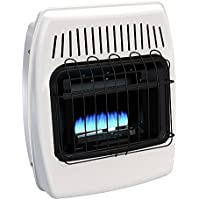 Dyna-Glo BF10PMDG 10,000 BTU Liquid Propane Blue Flame Vent Free Wall Heater
