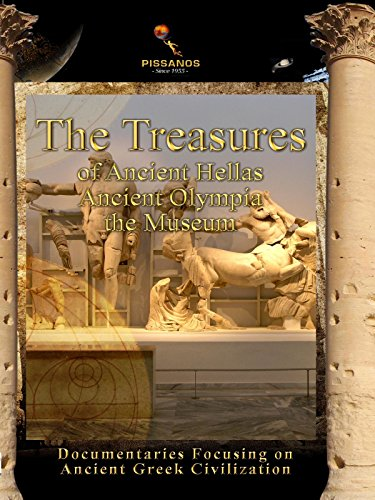The Treasures of Ancient Hellas (Greece) - Ancient Olympia the Museum