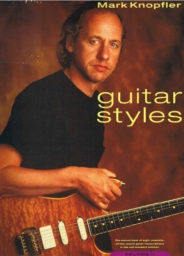 Official Mark Knopfler: Guitar Styles: 2: Amazon.es: Evans, Peter ...