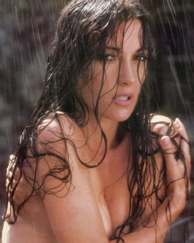 Jane Seymour Topless And Wet 009 8x10 Photo