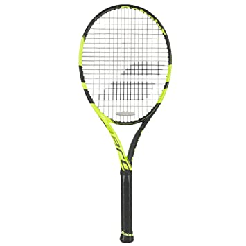 Amazon.com: Babolat Pure Aero Plus Tennis Racquet (4-3/8): Sports