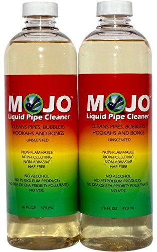 Liquid Mojo (MOJO Liquid Pipe Cleaner (2-16 ounce bottles))