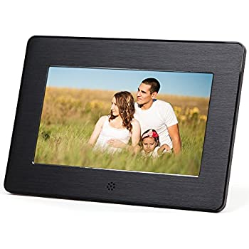 Amazon Com Micca M707z 7 Inch 800x480 High Resolution Digital Photo Frame With Auto On Off