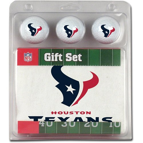 McArthur Houston Texansゴルフギフトセット B00193BIXK ヒューストンテキサンズ