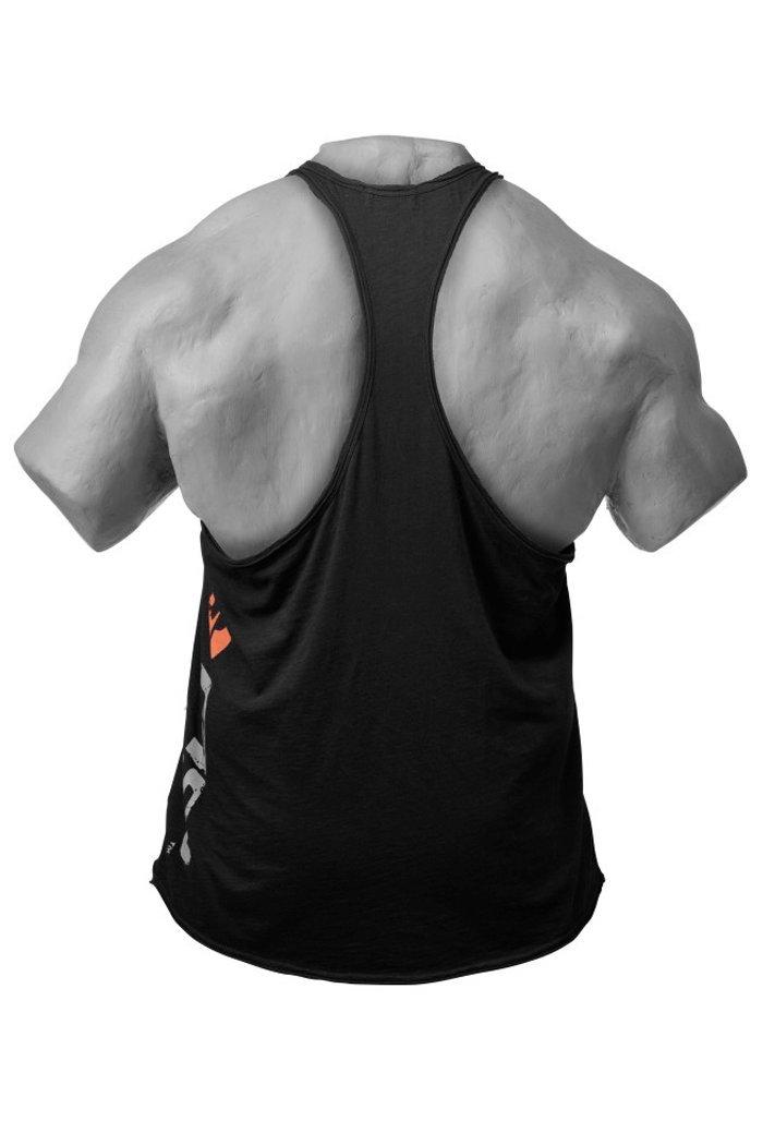 Activewear Tops Learned Gasp Throwback Slub Tee Black Professional Design