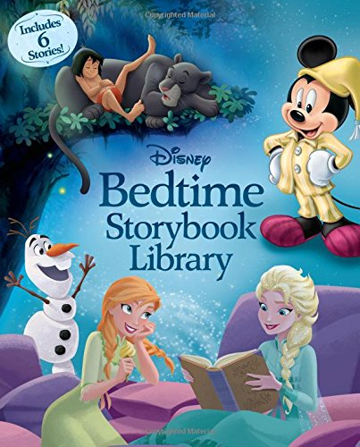 brary (Disney Storybook Collections) ()
