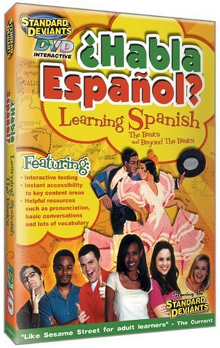 Standard Deviants: Habla Espanol? Learning Spanish The Basics and Beyond the Basics by Cerebellum Corp