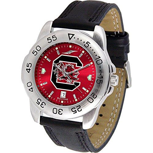 Linkswalker Mens South Carolina Gamecocks Sport Anochrome Watch ()