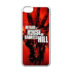 iPhone 5C House on Haunted Hill pattern design Phone Case HH12OHHJ95233