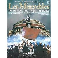 Les Miserables In Concert: Piano, Voice, Guitar