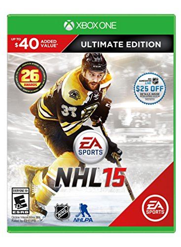 NHL 15 (Ultimate Edition) - Xbox One -