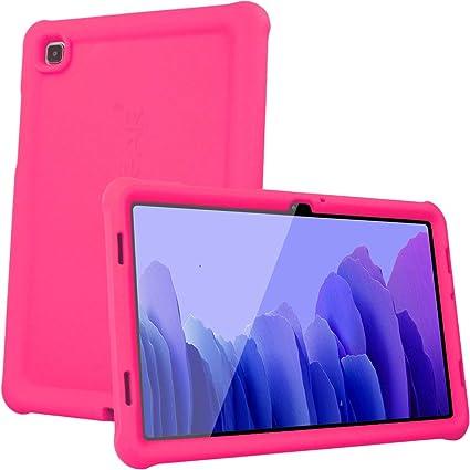 Techgear Bumper Hülle Für Samsung Galaxy Tab A7 10 4 Computer Zubehör